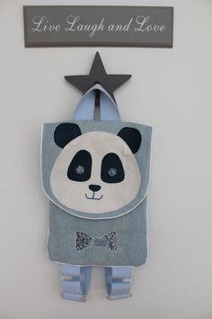 Sac à dos Panda pour la maternelle.