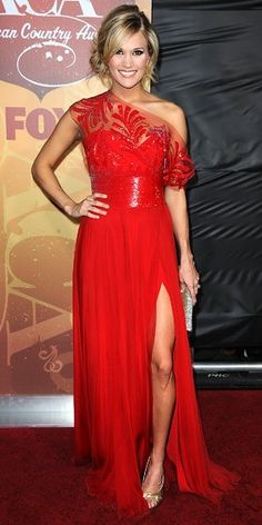 Carrie Underwood - American Country Awards 2010