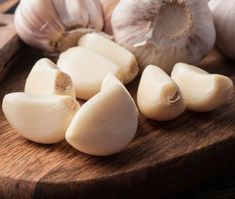 Restaurant Kitchen Hacks You Can Use at Home : Food Network Garlic Extract, Garlic Benefits, Raw Garlic, Healthy Cholesterol Levels, Restaurant Kitchen, Salsa Recipe, Kitchen Hacks, Cherry Tomatoes, Food Network Recipes