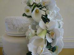 stunning icing flowers