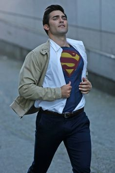 new superman on supergirl - Google Search