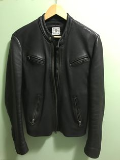 Temple Of Jawnz 2011 Black Lamb Moto Size S $327 - Grailed