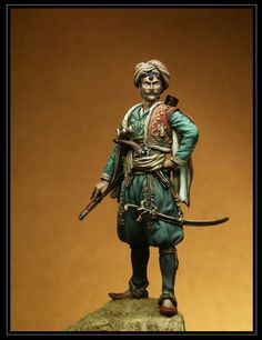 Zeybek Ottoman Character Costumes, Character Portraits, Turkish Soldiers, World Of Warriors, Medieval, American Revolutionary War, Ottoman Empire, Historical Clothing, Statue