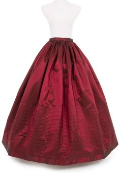 Taffeta Skirt | Recollections