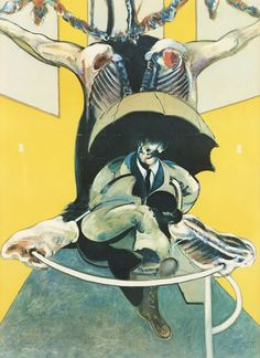 462. Francis Bacon, Second version of Painting 1946
