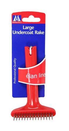 Millers Forge Elan Large Undercoat Rake - http://www.thepuppy.org/millers-forge-elan-large-undercoat-rake/