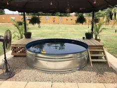 Galvanized Stock Tank Pool Inspiration 77