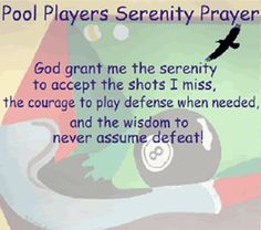 Pool prayers #Motivational #Billiards