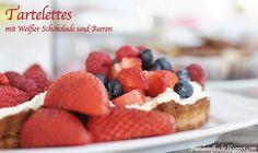 Tartelettes Fruit Salad, Raspberry, Food, Berries, Chocolate, Food Food, Cooking, Fruit Salads, Essen