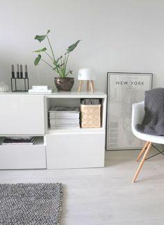 ESTILO NÓRDICO, más Ideas geniales * Simply Love! | Decorar tu casa es facilisimo.com