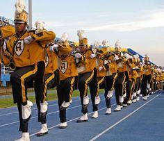 Alabama State Hornet Stadium | Alabama State University Marching Band | MarchingBands.net