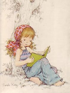 This one reminds me of my beautiful Cloey,she loves a good book!