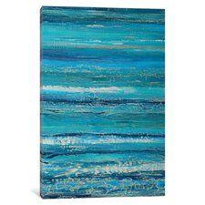 'La Jolla Shores' Painting Print on Canvas