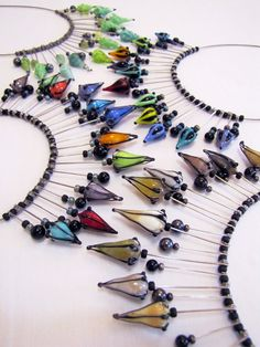 Tribal Necklaces: shipping out for orders!