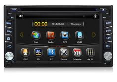 20072012 Nissan Altima InDash GPS Navigation DVD CD