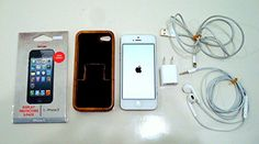 Apple iPhone 5s 16GB (Silver) - Verizon Wireless
