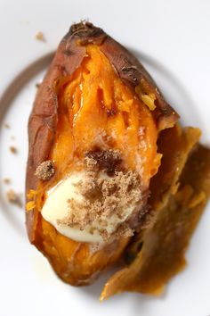 How to cook sweet potatoes in the pressure cooker.