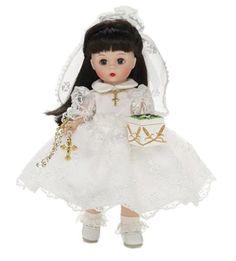 Madame Alexander Dolls My First Communion