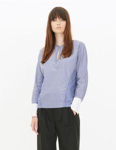 Charlie Shirt - Tops & Shirts - Sandro Paris