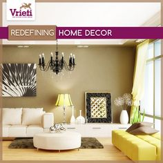 #Vrieti - Bringing you an exclusive #collection of quality #homedecor pieces. Especially for people with distinctive taste, Vrieti is the new destination to transform your home. Avail Upto 40% off ! Visit our store or Call on: +91 120 4311245 #Furniture, #Vases, #Artwork, #CandleStands, #Candles, #Lanterns, #Mirrors, #PhotoFrames, #ArtificialFlowers