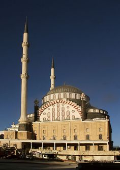 Sayray Camii in the town of Elazig