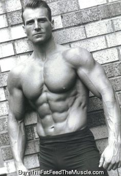 NYC rooftop, 2001 - Want to know how I got my abs so razor sharp? Here is the EXACT routine I used for the 12 weeks before that photo shoot:     The 8-Pack Abs Giant Set.   a) Hanging Straight Leg Raise  b) Hanging Knee Up  c) Leg Raise to Hip Lift Combo d) Reverse Crunch on Incline Bench  e) Crunches    5 exercises in a row, non stop. Rest 60-90 seconds between each circuit. I followed the exact same nutrition, workout & cardio principles that I teach in my book, Burn the Fat, Feed the…