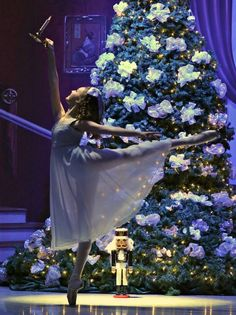 The Magic of the Nutcracker December 13 at the Genesse Theatre