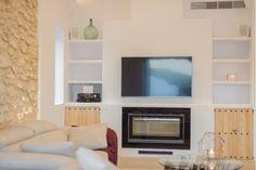 Ibiza, Asian House, Mediterranean Architecture, Concrete Houses, Nordic Style, House Plans, New Homes, Interior Design, Patio Interior