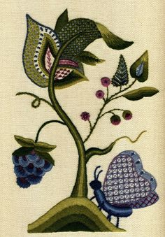 The Golden Fingers: Royal School of Needlework - Keep hand embroidery alive