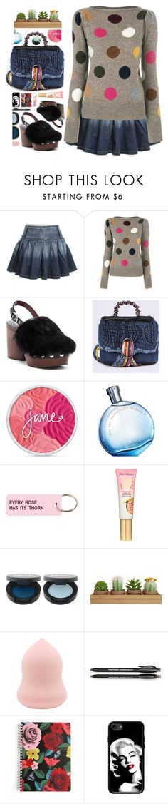 """What's in your bag?"" by angiesprad ❤ liked on Polyvore featuring D&G, Marc Jacobs, Diesel, Hermès, Various Projects, Paper Mate and Vera Bradley"