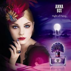 Night of Fancy Anna Sui perfume - a fragrance for women 2008