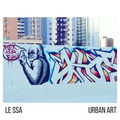 Arte na rua! :)