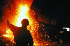 Old Steel Mills | without the part in which management tries to break the back of ...