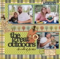 A Project by catheris from our Scrapbooking Gallery originally submitted 03/20/12 at 10:10 AM