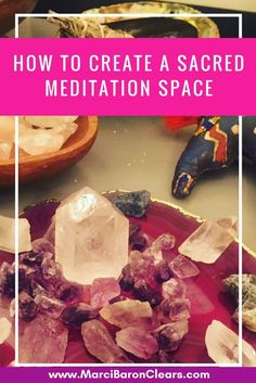 How To Create A Sacred Meditation Space