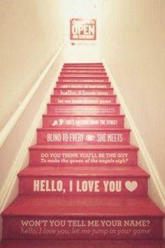 Escaleras <3