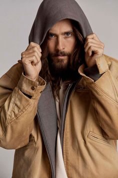 Jared Leto Stars in Fear of God's Sixth Collection Alongside Nike Collab Jared Leto, Thirty Seconds To Mars, 30 Seconds, Zeus And Hera, Darren Aronofsky, Joker Face, Suzanne Collins, Shannon Leto, Just Jared