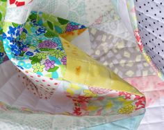 Irome Quilt for Kokka Fabric by Red Pepper Quilts