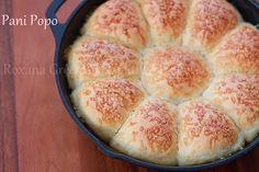 Pani Popo - Hawaiian dinner rolls baked in a pool of coconut milk. Recipe @ http://www.roxanashomebaking.com/