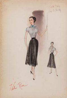 Helen Rose design.