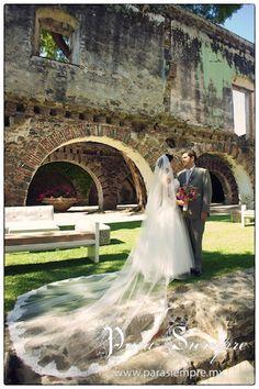 Selene & José: Boda en Hacienda San Gaspar, Jiutepec