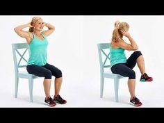 Hoy te traemos los mejores ejercicios que puedes realizar para tener un abdomen plano y simple, todo lo que vas a necesitar es una silla y por supuesto seguir las instrucciones que traemos aquí. Nosotros realmente queremos incentivar a que las personas realicen un poco más de actividad físicapues solo de esta forma