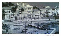 ✿ ❤ İzmir bir zamanlar, Karşıyaka 1956.