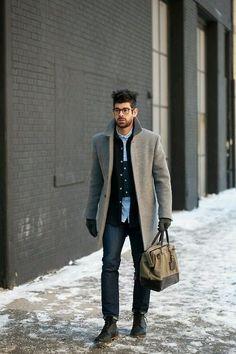 98a6bb3e2e96c4  fashion  menswear  menfashion  style  menstrend  streetstyle  winter  Gentleman Style