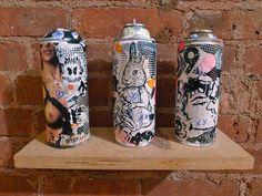 Aiko Spray Cans