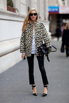 71c3f7f0ca147f0f12a59ed80f995756 How To Wear Leopard Print