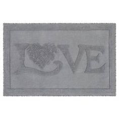 Jan Constantine Classic Love Grey Bath Mat Grey Bath Mat, Grey Baths, Classic, Home Decor, Derby, Decoration Home, Room Decor, Classical Music, Interior Decorating