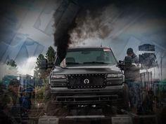 Photo Lifted Trucks, Chevy Trucks, Chevy Duramax, Rolling Coal, Diesel Trucks, Hunting, Vans, American, Nice