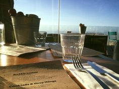 Urban Reef is Bournemouth's leading seafront restaurant and bar. Indulge in our delicious Bournemouth restaurant menu and the best sea views. Beach Bars, Bournemouth, Menu Restaurant, Alcoholic Drinks, Urban, Glass, Drinkware, Alcoholic Beverages, Liquor