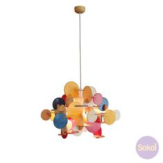 Need pendant lights to brighten up your house? Check out our stylish Replica Bau Pendant Light - Coloured.